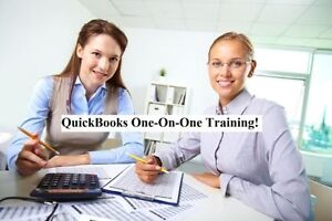 Fast track QuickBooks training! One on One Private /Free softwar