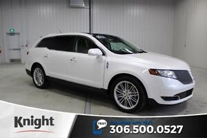 2014 Lincoln MKT EcoBoost Navigation, Moon Roof