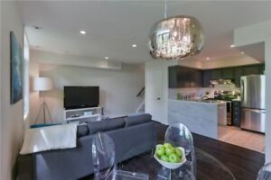 Townhouse in the trendy King West Area 906 Sudbury St