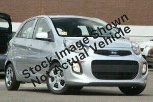 2016 Kia Picanto TA MY17 SI Silver 4 Speed Automatic Hatchback Dandenong Greater Dandenong Preview