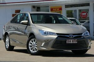 2015 Toyota Camry ASV50R Altise Magnetic Bronze 6 Speed Sports Automatic Sedan Woolloongabba Brisbane South West Preview