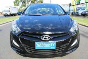 2013 Hyundai i30 GD2 Active Black 6 Speed Sports Automatic Hatchback