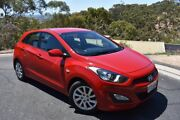 2013 Hyundai i30 GD Active Red 6 Speed Manual Hatchback St Marys Mitcham Area Preview
