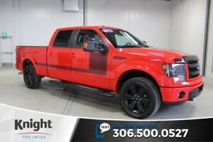 2013 Ford F-150 FX4 FX Appearance Package, Long Box Navigation