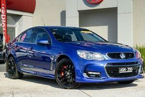 2015 Holden Commodore VF II MY16 SS V Redline Blue 6 Speed Sports Automatic Sedan Wendouree Ballarat City Preview