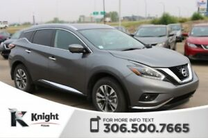 2017 Nissan Murano SL! Navigation! Command Start! Accident Free!
