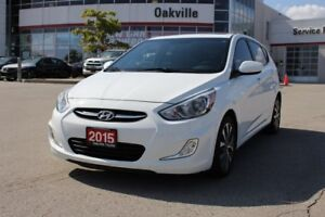 2015 Hyundai Accent SE w/Bluetooth, Moonroof & Alloys