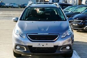 2014 Peugeot 2008 A94 Active Silver 4 Speed Sports Automatic Wagon Lake Wendouree Ballarat City Preview