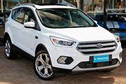2016 Ford Escape ZG Titanium AWD White 6 Speed Sports Automatic Wagon Parramatta Parramatta Area Preview