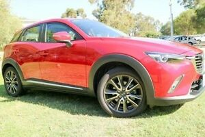 2016 Mazda CX-3 DK4WSA Akari SKYACTIV-Drive AWD Soul Red 6 Speed Sports Automatic Wagon Wilson Canning Area Preview