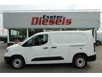 2019 Vauxhall Combo 1.6 Turbo D Cargo 100 2300 Edition SOLD Panel Van Diesel Man