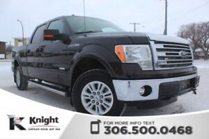 2013 Ford F-150 Lariat - Kodiak Brown - Power Driver Seat - Remo