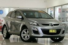 2010 Mazda CX-7 ER1032 Luxury Activematic Sports Silver 6 Speed Sports Automatic Wagon Waitara Hornsby Area Preview