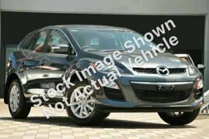 2011 Mazda CX-7 ER10L2 Classic Activematic Grey 5 Speed Sports Automatic Wagon East Maitland Maitland Area Preview