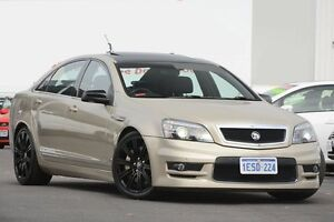 2008 Holden Special Vehicles Grange WM MY08 Upgrade Gold 6 Speed Auto Active Sequential Sedan Glendalough Stirling Area Preview