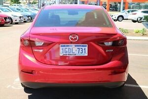 2016 Mazda 3 BM5238 SP25 SKYACTIV-Drive GT Red 6 Speed Sports Automatic Sedan Wilson Canning Area Preview