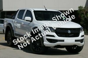 2019 Holden Colorado RG MY20 LS-X Pickup Crew Cab White 6 Speed Sports Automatic Utility Belconnen Belconnen Area Preview