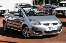 2007 Mitsubishi Colt RZ MY07 Turbo Silver 5 Speed Manual Cabriolet East Rockingham Rockingham Area Preview