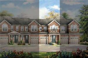 3 Bed Townhouse in Brampton - Luxurious Freehold