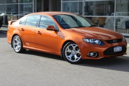 2012 Ford Falcon FG MkII XR6 Turbo Bronze 6 Speed Sports Automatic Sedan Osborne Park Stirling Area Preview