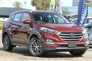 2016 Hyundai Tucson TL Active X (FWD) Ruby Wine 6 Speed Automatic Wagon Wolli Creek Rockdale Area Preview