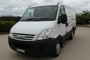 2008 Iveco Daily  White Van 2.3l Lansvale Liverpool Area Preview
