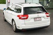 2013 Citroen C5 X7 MY13 Exclusive Tourer HDi White 6 Speed Sports Automatic Wagon Mount Gravatt Brisbane South East Preview