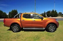 2015 Nissan Navara D23 ST-X Gold 6 Speed Manual Utility Wangara Wanneroo Area Preview
