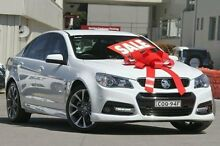 2013 Holden Commodore VF MY14 SS V White 6 Speed Manual Sedan Pennant Hills Hornsby Area Preview