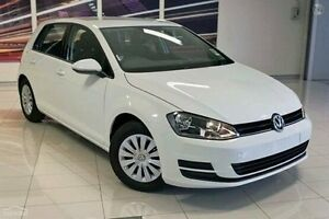 2016 Volkswagen Golf VII MY16 92TSI DSG White 7 Speed Sports Automatic Dual Clutch Hatchback Launceston Launceston Area Preview