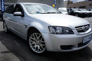 2009 Holden Commodore VE MY09.5 International Sportwagon Silver 4 Speed Automatic Wagon Pearce Woden Valley Preview