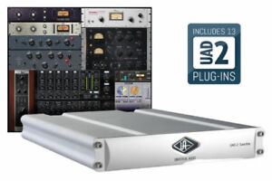UAD2 Stellite Firewire Duo/ 16 Plugin Bundle for Studio/Mixing.