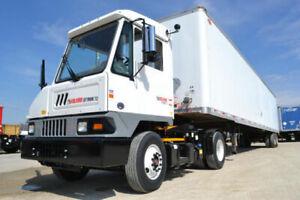 Shunt Truck / Terminal Tractor Rentals
