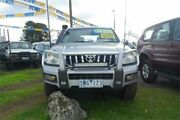 2004 Toyota Landcruiser Prado KZJ120R GXL (4x4) Silver 4 Speed Automatic Wagon Bayswater North Maroondah Area Preview