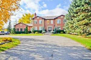 The Mansion in Central Markham for Rent