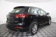2013 Mazda CX-9 TB10A5 Luxury Activematic Black 6 Speed Sports Automatic Wagon Edwardstown Marion Area Preview