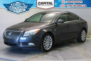 2011 Buick Regal CXL with 1SD
