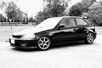 1999 Honda Civic Type R Bicorps