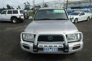 2002 Toyota Landcruiser HDJ100R GXL (4x4) Silver 5 Speed Manual Wagon Bayswater North Maroondah Area Preview