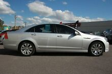 2010 Holden Caprice WM II V Silver 6 Speed Sports Automatic Sedan Wilston Brisbane North West Preview