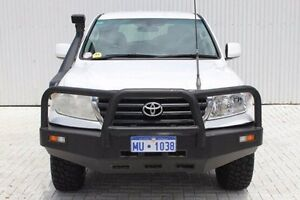 2009 Toyota Landcruiser VDJ200R MY10 GXL White 6 Speed Sports Automatic Wagon Embleton Bayswater Area Preview