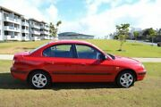 2004 Hyundai Elantra XD MY04 Red 4 Speed Automatic Sedan Somerton Park Holdfast Bay Preview