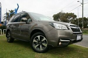 2016 Subaru Forester S4 MY16 2.5i-L CVT AWD Bronze 6 Speed Constant Variable Wagon Silver Sands Mandurah Area Preview