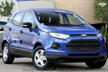 2016 Ford Ecosport BK Ambiente Kinetic 6 Speed Automatic Wagon Mornington Mornington Peninsula Preview