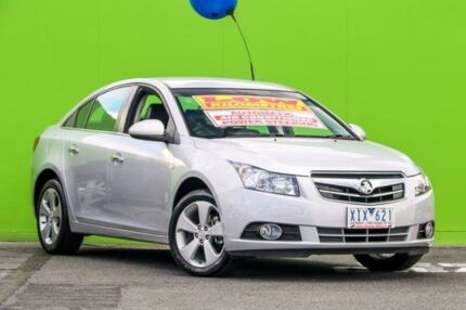 2009 Holden Cruze JG CDX Silver 6 Speed Sports Automatic Sedan Ringwood East Maroondah Area Preview
