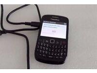 BlackBerry 8520 unlocked grade A