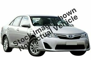 2013 Toyota Camry AVV50R Hybrid H Red Continuous Variable Sedan Westdale Tamworth City Preview