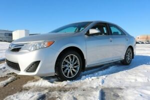 2013 Toyota Camry LE Sunroof,  Back-up Cam,  Bluetooth,  A/C,