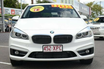 2015 BMW 225I F45 Luxury Line Active Tourer White 8 Speed Sports Automatic Hatchback Moorooka Brisbane South West Preview