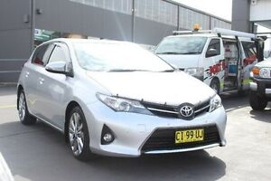 2014 Toyota Corolla ZRE182R Levin SX Silver 7 Speed CVT Auto Sequential Hatchback South Maitland Maitland Area Preview